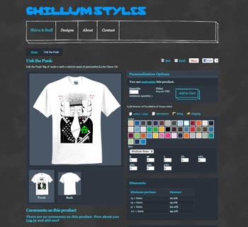 Chillum Styles
