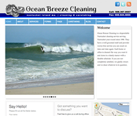 Ocean Breeze Cleaning