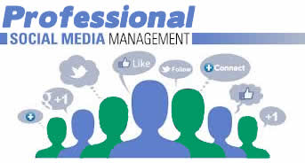 social media management professional