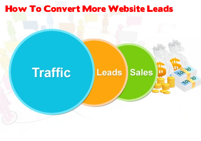 How to Convert More Website Leads